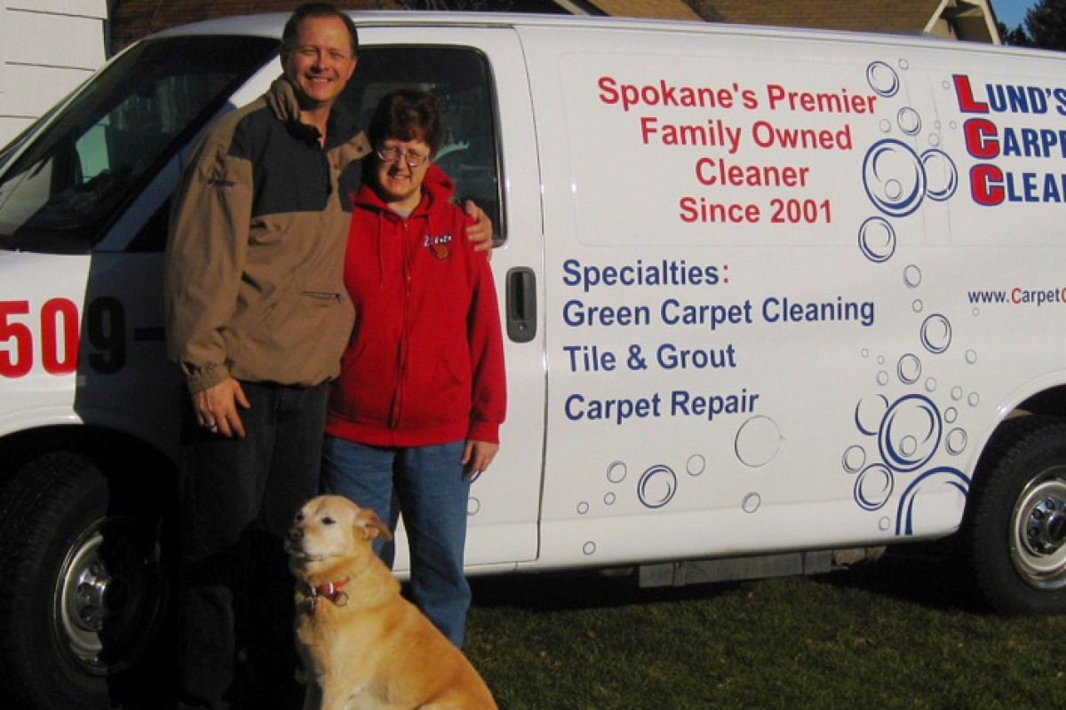 Lund's | Carpet Cleaning Spokane ®