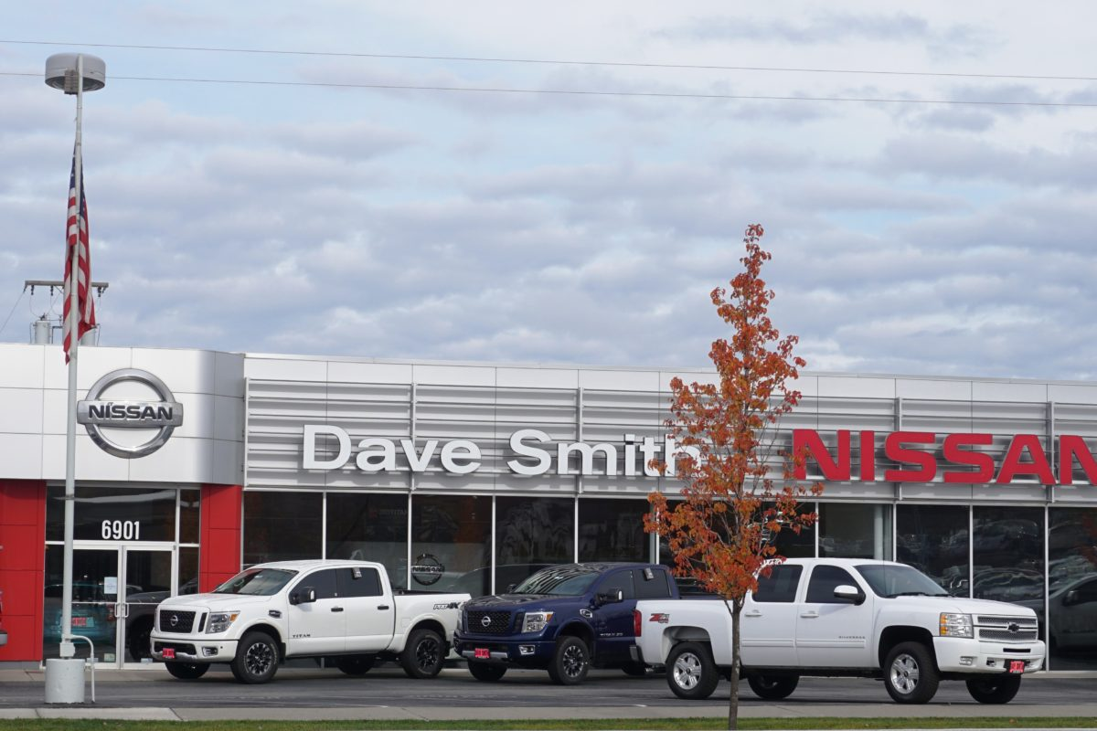 Dave Smith Nissan Auto Sales and Service